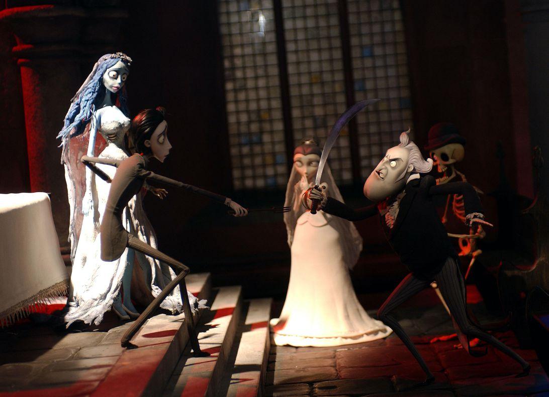 La mariée cadavre
