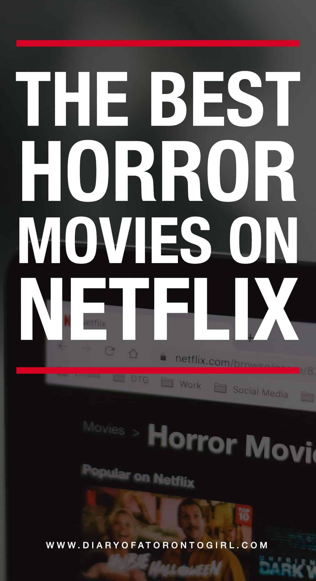 Les meilleurs films d'horreur sur Netflix Canada à regarder en frénésie, que vous soyez amateur d'horreurs psychologiques intenses ou de films surnaturels!
