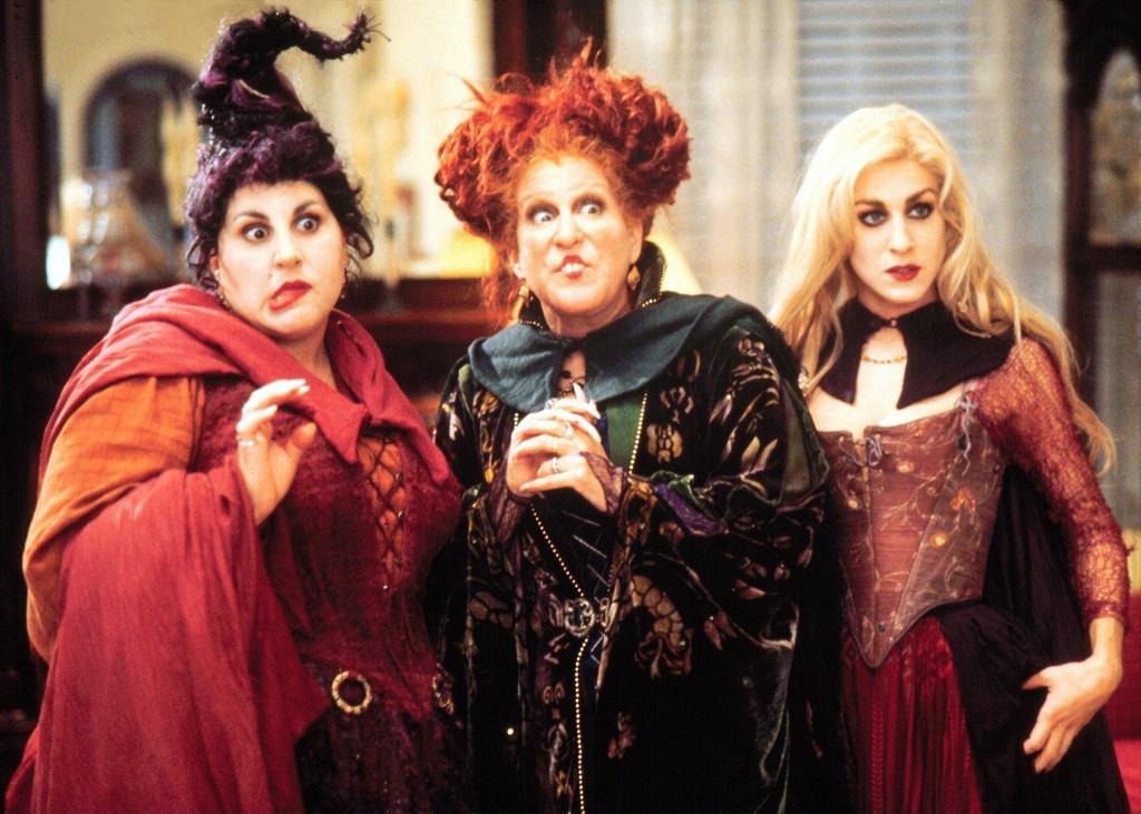 Les meilleurs films d'Halloween sur Disney + en ce moment