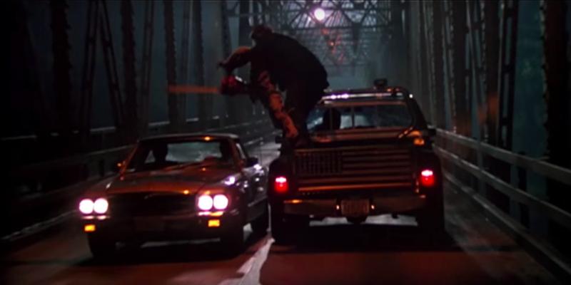 Films d'Halloween sur Amazon Prime: Texas Chainsaw Massacre II