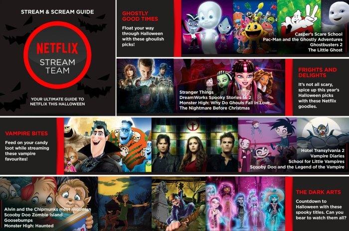 Meilleurs films et émissions pour la famille à regarder sur Netflix Canada cet Halloween