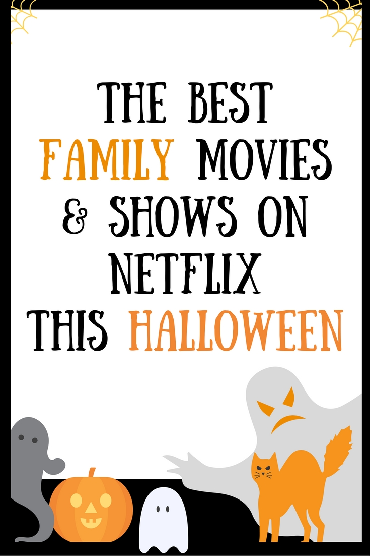 les meilleurs films et émissions de famille sur Netflix Canada pour Halloween