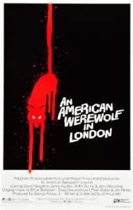 américain loup-garou à Londres film réalisé par john landis.