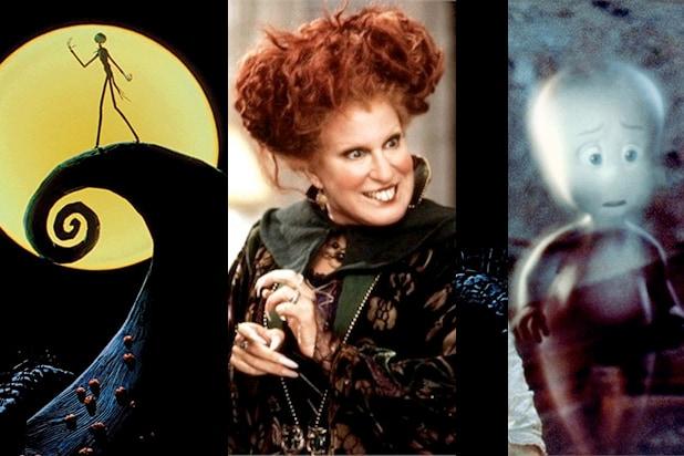 17 films d'Halloween pour toute la famille, de 'Hocus Pocus' à 'Casper'