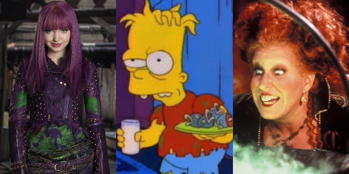 18 meilleurs films et émissions de télévision d'Halloween sur Disney Plus: 'Hocus Pocus'