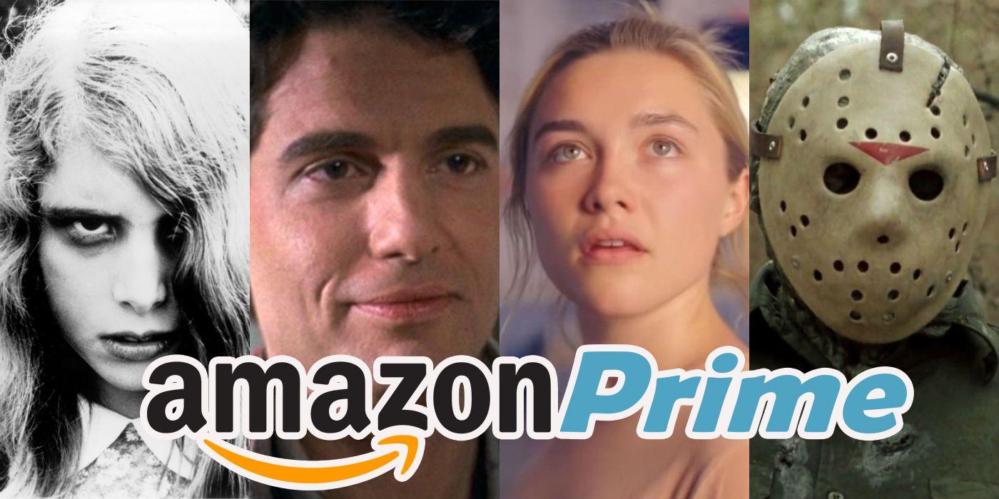 Meilleurs films d'horreur sur Amazon Prime (novembre 2020)
