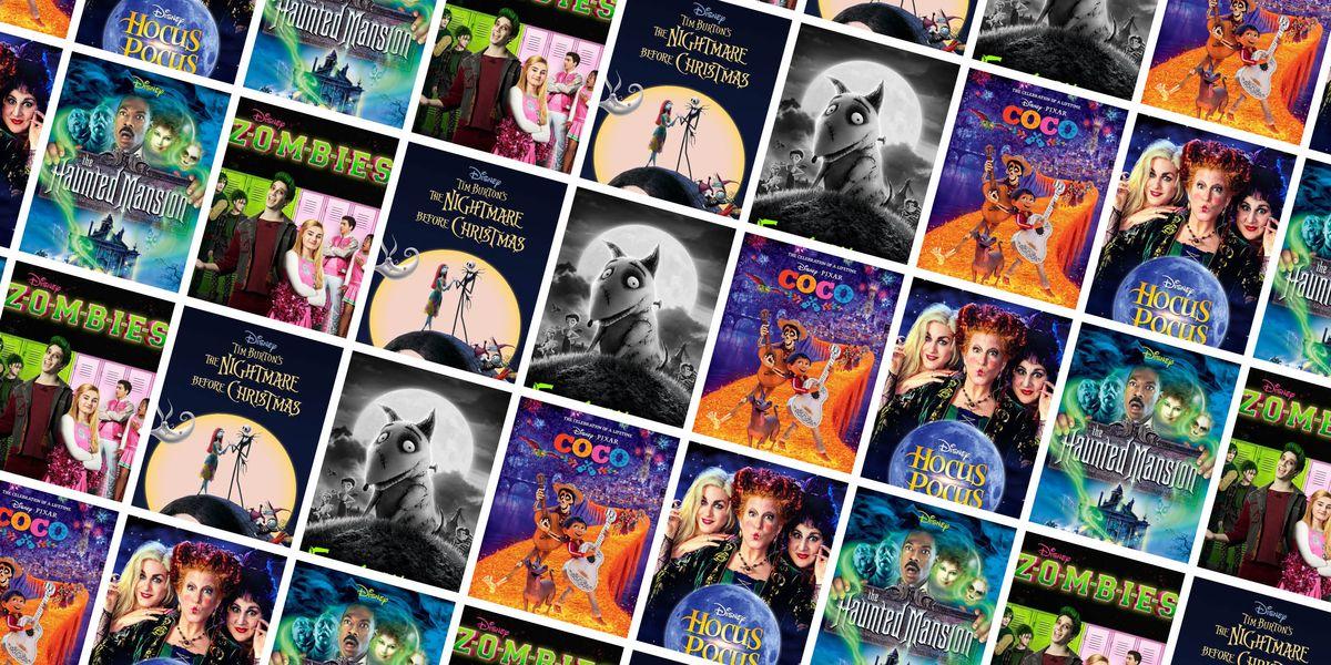 15 films d'Halloween sur Disney Plus