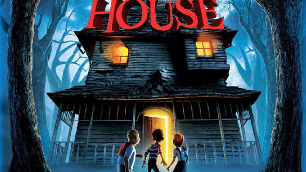 La maison du monstre