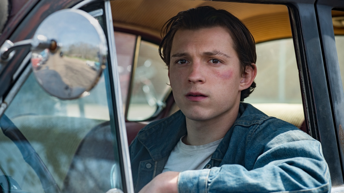 Tom Holland comme Arvin Russell
