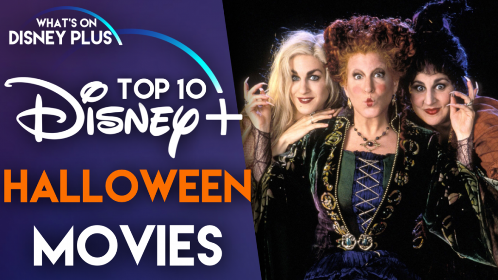 Top 10 des films d'Halloween sur Disney +