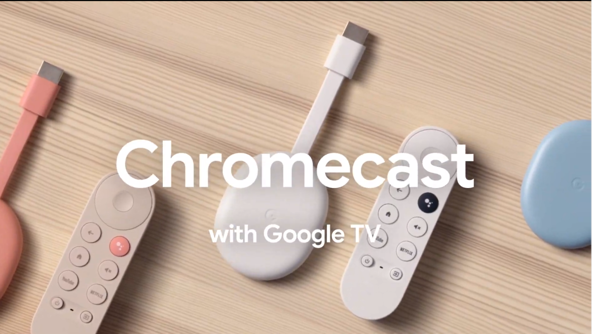 Chromecast avec Google TV vient de gagner un autre service de streaming musical premium