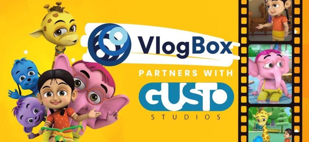 VlogBox Gusto