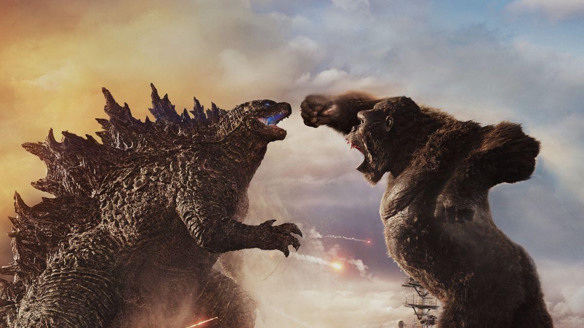 À quelle heure Godzilla vs Kong diffuse-t-il sur HBO Max?