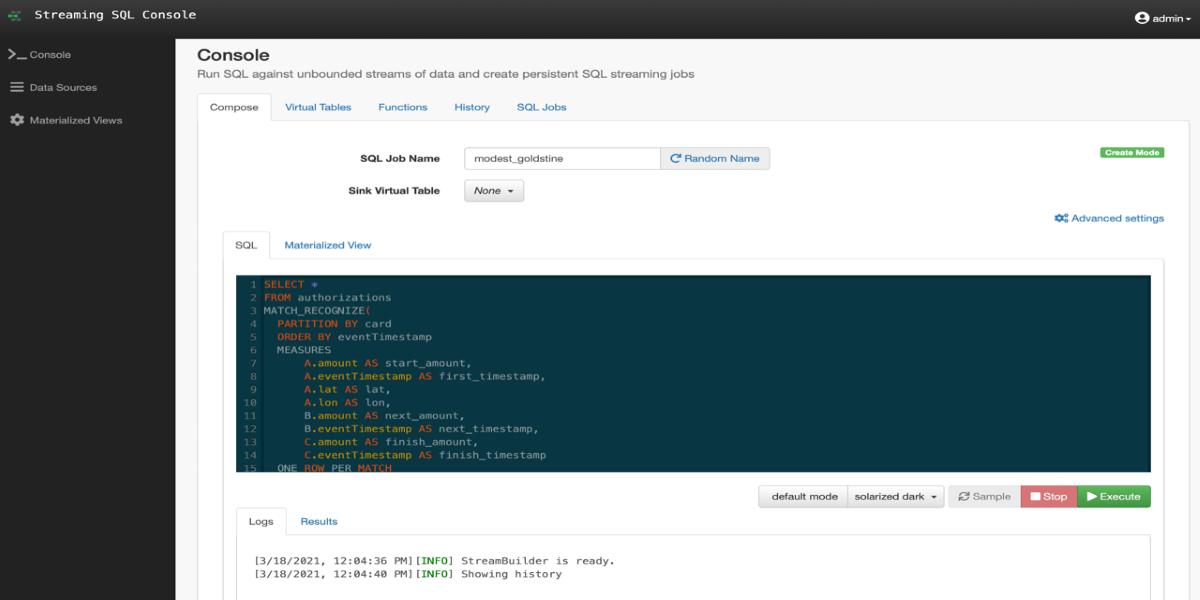 Cloudera ajoute un outil SQL pour interroger les données de streaming