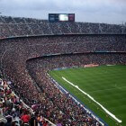 'Camp Nou', place forte du football et attraction touristique