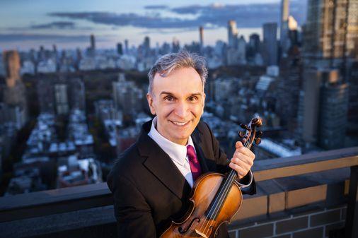 Gil Shaham lance les concerts de GBH pour le service de streaming classique allemand