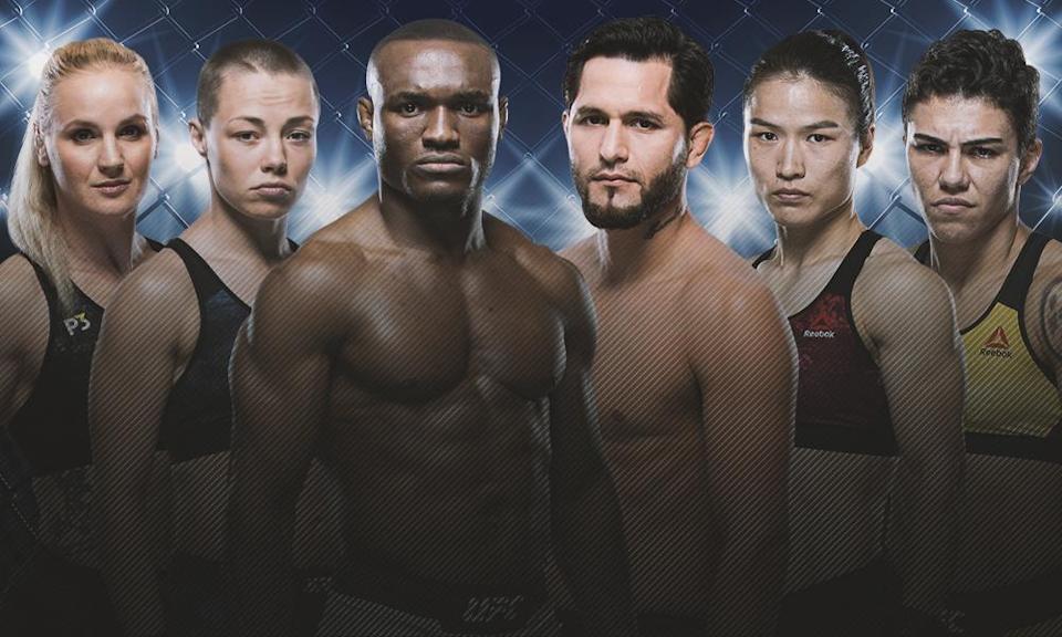 UFC 261 en streaming en direct avec MMA Junkie Radio sur SportsCastr