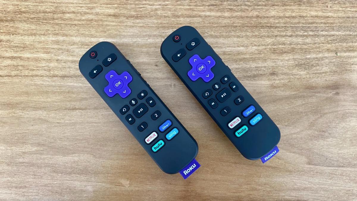 Voice Remote Pro de Roku a des problèmes de bouton de streaming