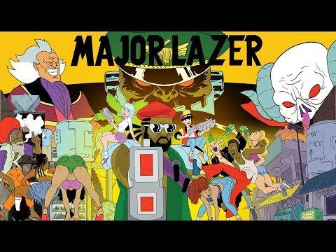 Major Lazer - Bande-annonce de la saison 1 (tous les épisodes sont disponibles maintenant)