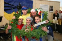 A4, les champions 2011 / Source : Persbureau Ameland