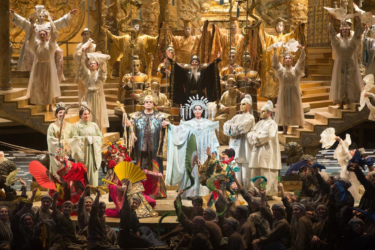 Nina Stemme à Turandot